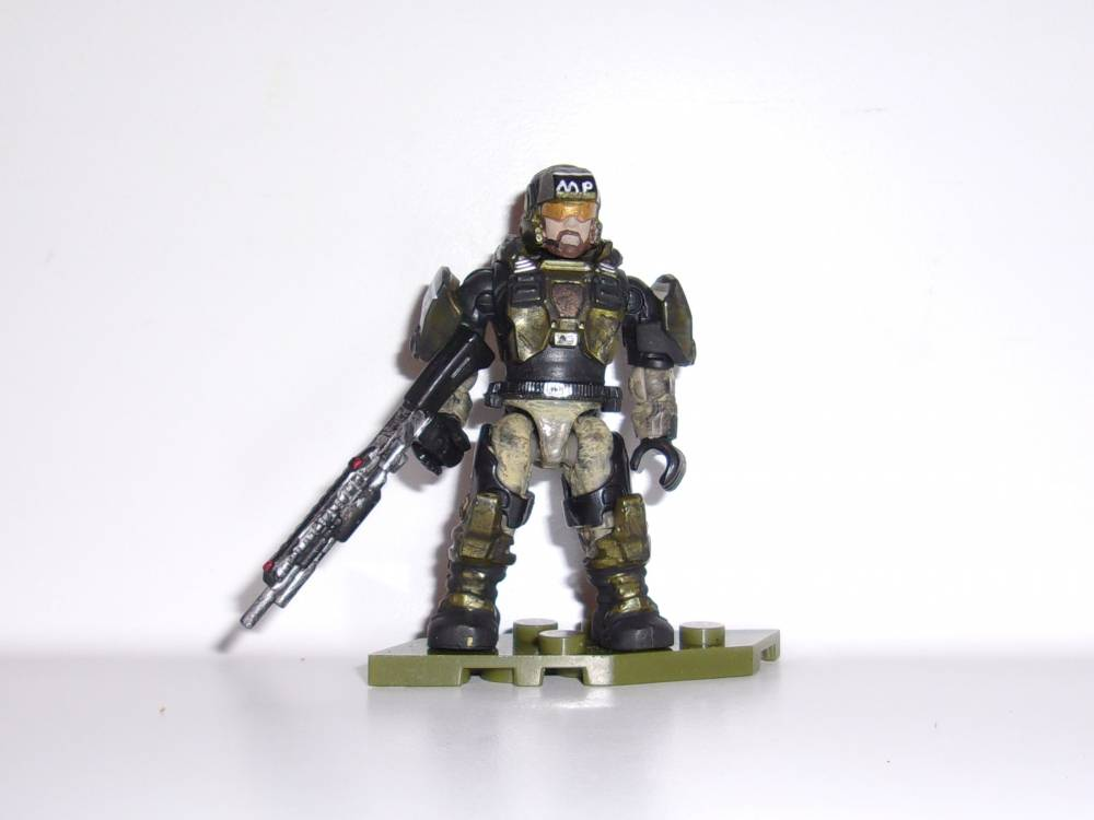 Image of: Halo 3 Marine Revamp: The MP