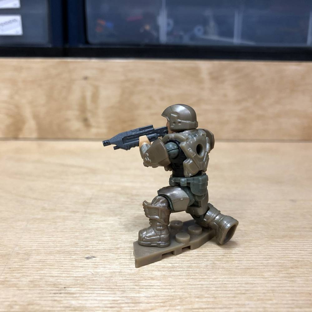 Image of: Closer Look at 2020 Halo CE Blind Bags: UNSC Figures