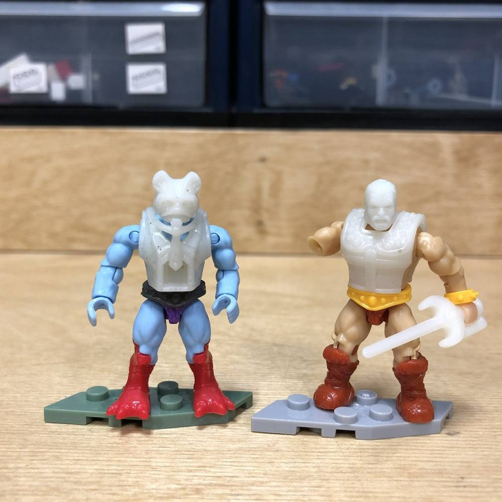 Inside the MCX Design Center: Masters of the Universe Fisto, Stinkor and More!