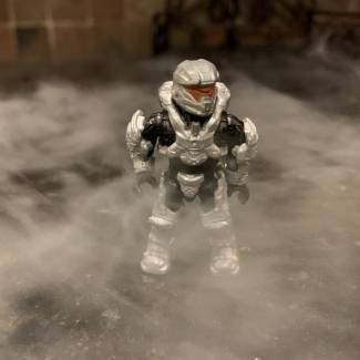 Image of: spartan and the mistic fog