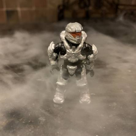 spartan and the mistic fog