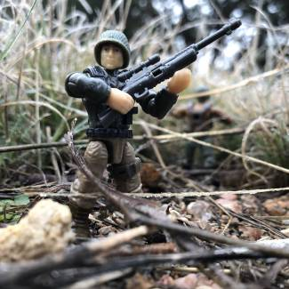 Image of: Woodland Recon