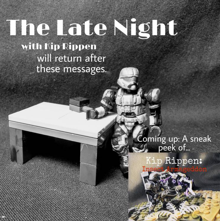 Image of: The Late Night with Kip Rippen: Edward 'Heely' Heels