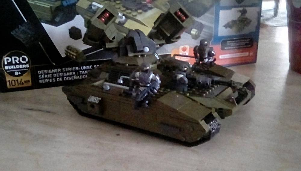 Image of: All I want for Christmas is my... AT a tank!?