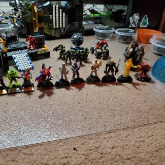 Image of: New haul of sets!