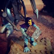 Skeletor done messed up