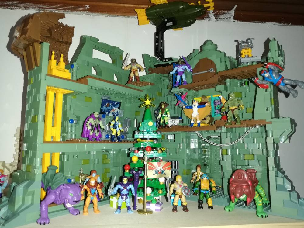 Image of: Christmas in the castle