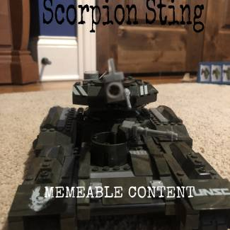 Image of: Scorpion sting: MEMEABLE content