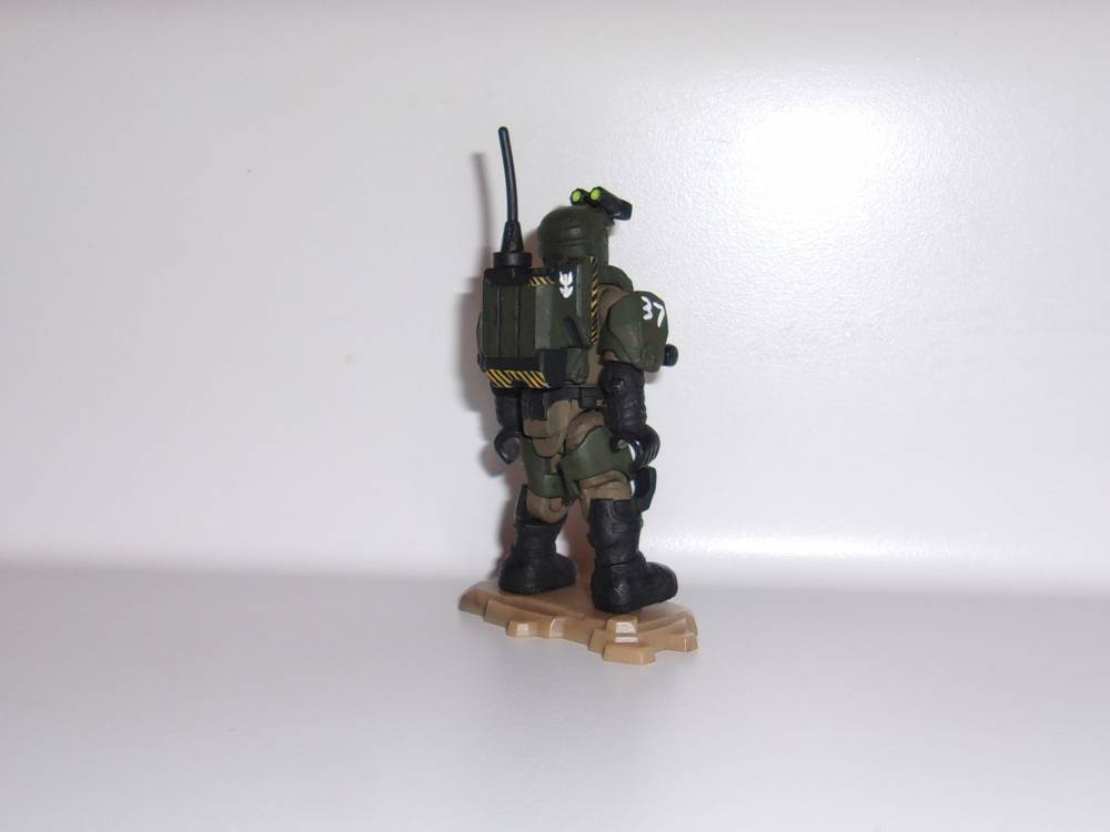 UNSC Army Radio Backpack