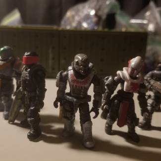 Image of: 3029 (2): The Bounty Hunters