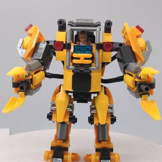 Image of: Powerloader