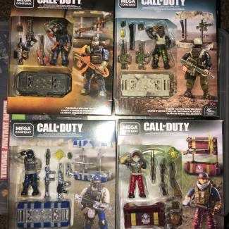 Image of: Call of Duty New craters set all 4