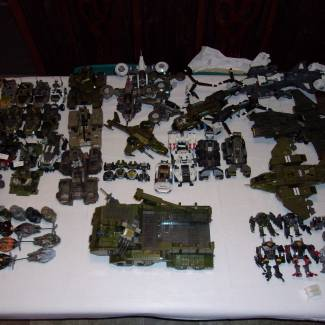 Image of: My Collection of Built UNSC Vehicles