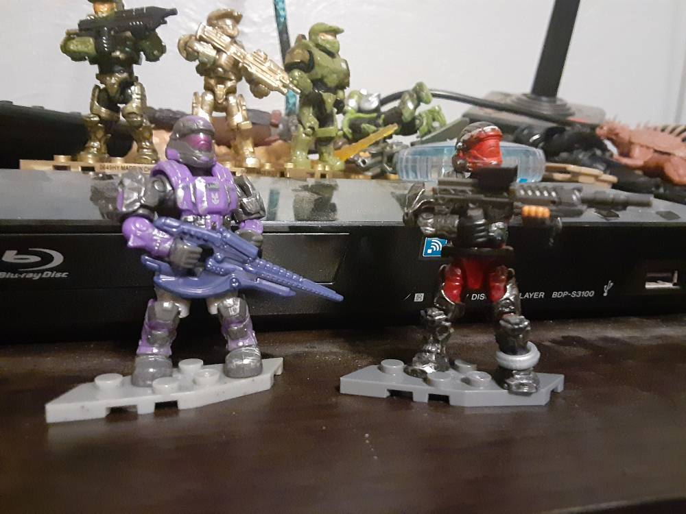 Image of: ODST collection