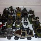 Collection Close Up: Warthogs