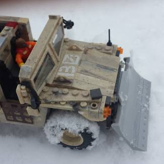 Image of: Snow Plow