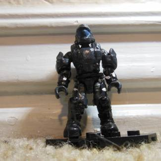 Image of: updated custom odst