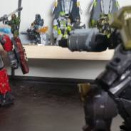 A quick look at the 2020 Halo Breacher Exosuit