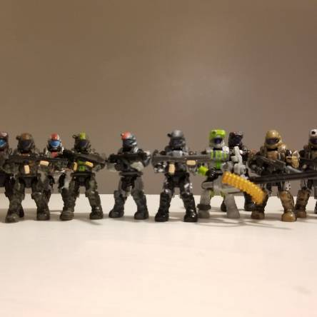 Image of: 3029. The Phantoms bounty hunters.( 3RD TRY!!)