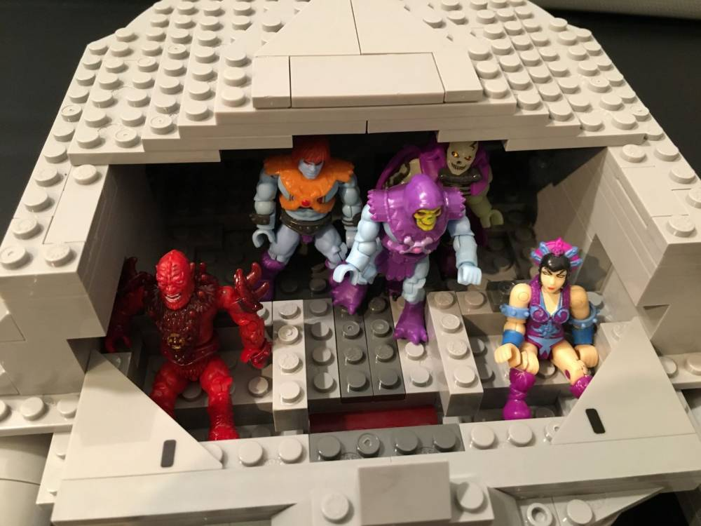 Image of: Collector - Filmation He-Man