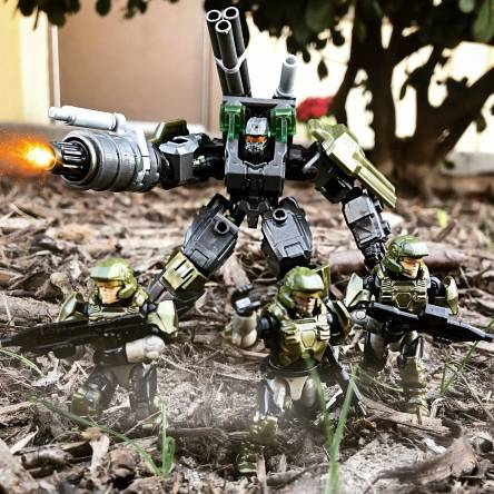 Image of: Get Tactical Marines!