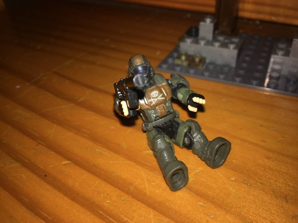 Image of: ODST ambush stop motion