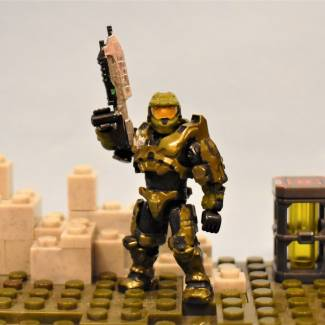 Image of: Custom Halo 3 Chief