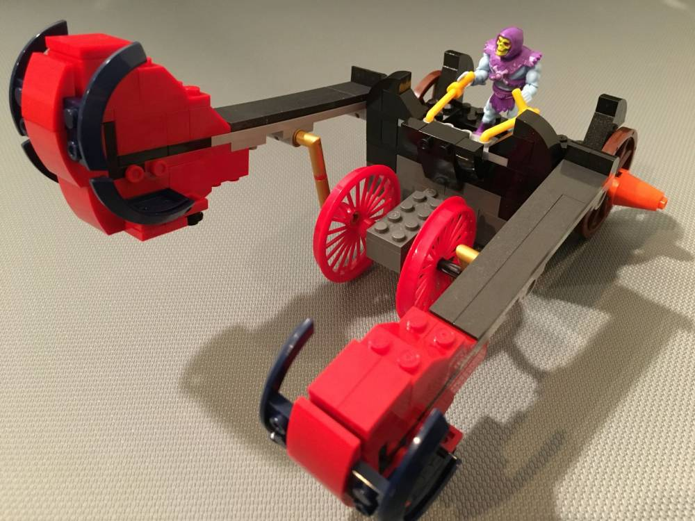 Battle Ram Chariot (2002 Masters of the Universe)