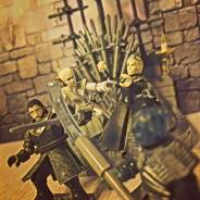 Battle for the Iron Throne
