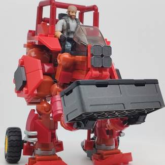 Image of: Industrial Mecha