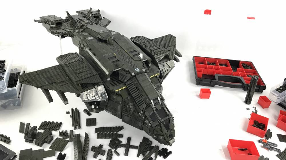Image of: Ultimate Pelican MOC Phase 5 (Work in progress)