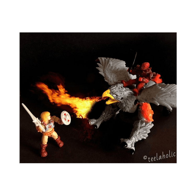 Image of: MotU x Breakout Beasts