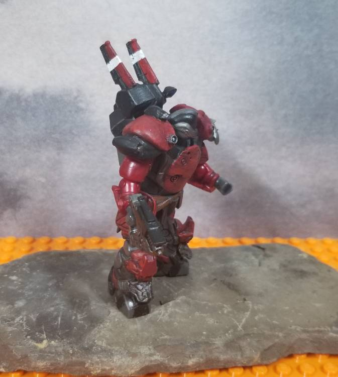 Image of: Cabal Blind Legion Centurion