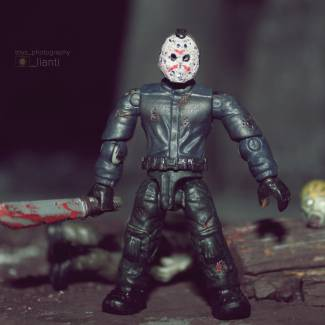 Image of: Jason Voorhees - Friday The 13th