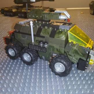 Image of: The UNSC Gremlin (Custom)