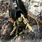 Image of: Halo 2 Drop Scene