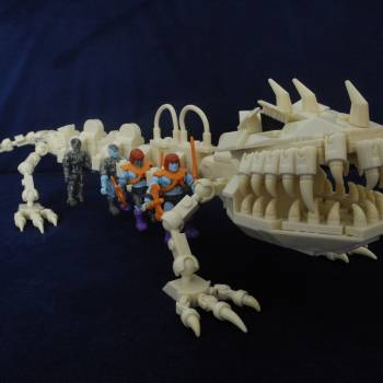Masters of the Universe - Battle Bones carries Faker army