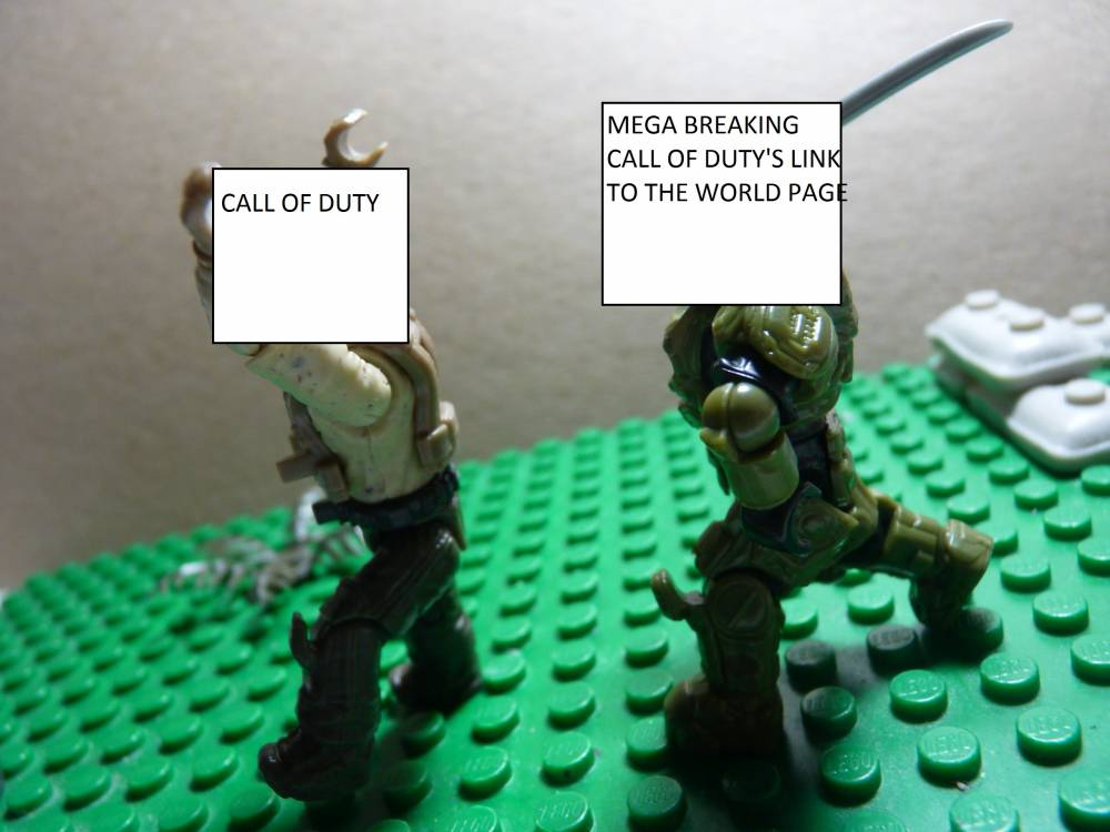 Image of: Call of Duty meme