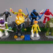 TMNT Blind packs series 3