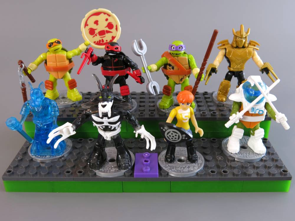 TMNT Blind packs series 5