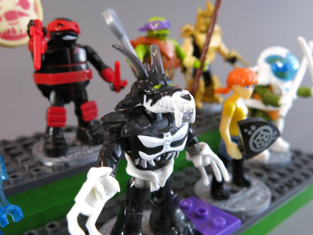 Image of: TMNT Blind packs series 5