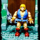 Image of: Custom Prince Adam