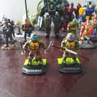 Image of: my TMNT collection so far