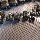 Current UNSC Vehicle army