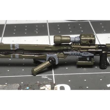 Image of: halo m99 stanchion rifle