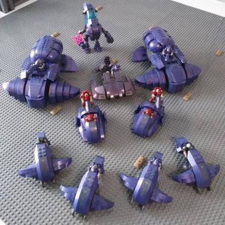 Image of: Current Covenant Vehicle army..