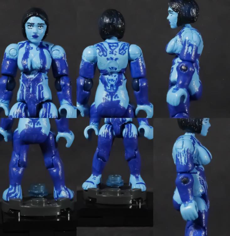 Image of: Halo 4 Cortana