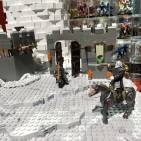 Live from NY Toy Fair: Game of Thrones Winterfell!