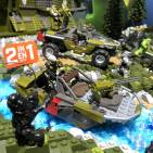 Live from NY Toy Fair: Halo Warthog