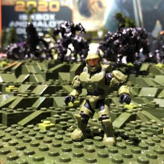 Image of: Live from NY Toy Fair: Master Chief